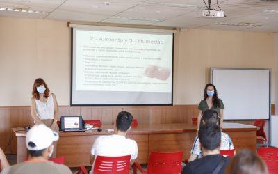 16 jóvenes se forman y examinan en un nuevo Curso de Manipulador de Alimentos en l'Alfàs