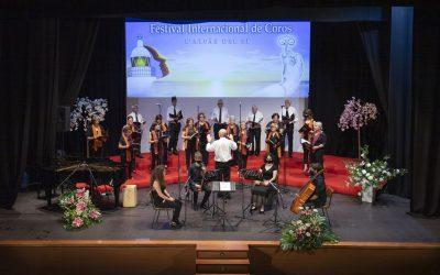 Gran acogida del Festival Internacional de Coros de l'Alfàs