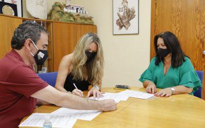 Educación renueva los convenios de colaboración con las AMPAS de los centros públicos de l'Alfàs