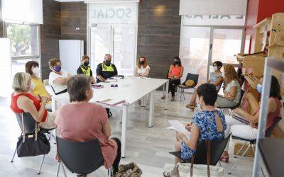 La OAVD de Benidorm se incorpora a la Mesa Multidisciplinar sobre Violencia de Género de l'Alfàs