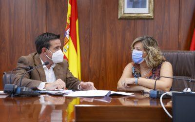 L'Alfàs busca el apoyo de la Generalitat para acceder a los fondos europeos por un turismo más sostenible