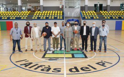 Una delegación Saudí visita l'Alfàs del Pi para traer atletas paralímpicos