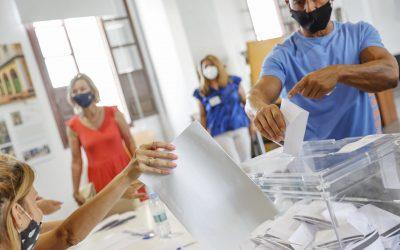 Los residentes Búlgaros de l'Alfàs votan por segunda vez en tres meses