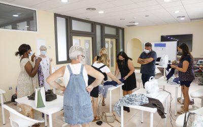 15 alumnas han participado en el curso gratuito de patronaje, corte y confección impartido en l'Alfàs