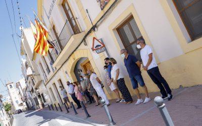 Rechazo del Ayuntamiento de l'Alfàs a los recientes casos de violencia de género