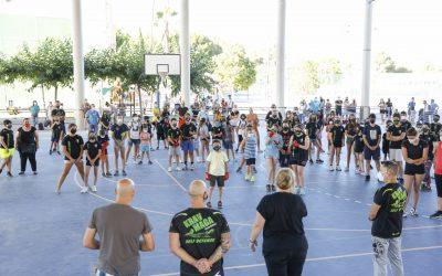 La Semana de la Salud moviliza a l'Alfàs contra el bullying y a favor del deporte