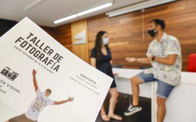 Juventud lanza un taller gratuito de introducción a la fotografía