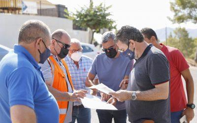 L'Alfàs invierte 237.000 euros en la renovación del alumbrado público de la Urbanización Belmonte