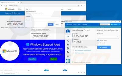 El Ayuntamiento de l'Alfàs alerta sobre la estafa de 'Microsoft' o de 'Team Viewer'
