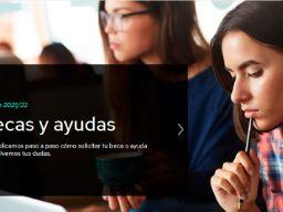 La concejalía de Educación informa que se ha abierto el plazo de solicitud de becas para el curso 2021-2022
