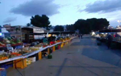 El mercadillo de l'Albir reconocido por Sanidad como uno de los mejores de la Comunidad Valenciana