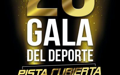 La nueva pista cubierta del polideportivo de  l'Alfàs del Pi albergará la vigésimo octava Gala del Deporte