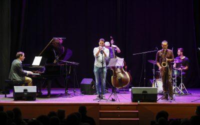 Manolo Valls Quintet clausuró el 28 Festival L'Alfàs en Jazz