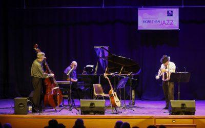 Exitoso concierto de MoreThanJazz en la Casa de Cultura de l'Alfàs del Pi