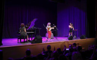 Éxito del concierto de Womblues en el 28 Festival L'Alfàs en Jazz