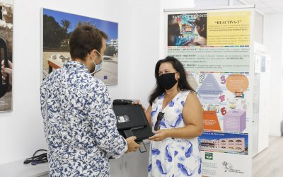 Educación sigue recibiendo donaciones para el Banco de Dispositivos Informáticos de la campaña 'Reactiva-T'