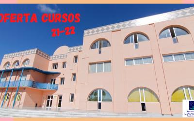 En octubre se inician los cursos que oferta la concejalía de Educación en la Casa de Cultura