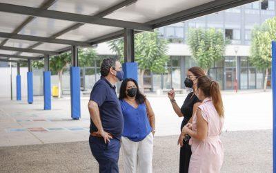 L'Alfàs comienza el curso escolar con las obras del Plan Edificant finalizadas