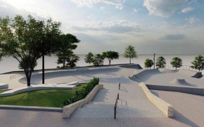 La EDUSI proyecta la ampliación del skatepark y la creación de una zona verde junto al pabellón Pau Gasol