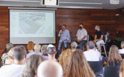 L'Alfàs del Pi invierte más de 4.000.000€ para mejorar y ampliar sus infraestructuras deportivas