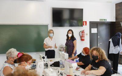 Pangea abre un nuevo grupo de costura creativa para atender las solicitudes de inscripción recibidas