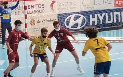 Los equipos juveniles de l'Alfàs del Pi de balonmano han realizado un stage de preparación en Valladolid