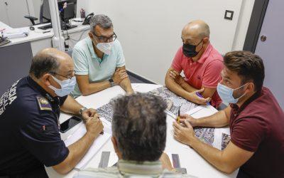 A finales de mes se iniciarán las obras de la rotonda en el cruce de la avenida de l'Albir y Camí Vell d'Altea