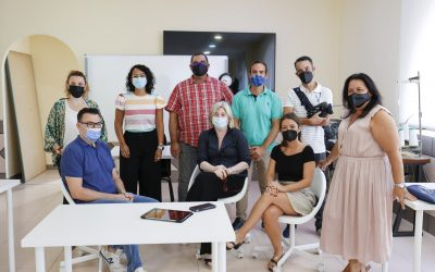 Memba presenta el programa formativo 'Sin Brechas Digitales' cofinanciado por el Ayuntamiento de l'Alfàs