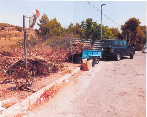 El Ayuntamiento de l'Alfàs sanciona a 7 infractores por vertidos incontrolados