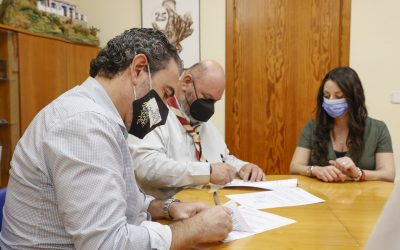 El Ayuntamiento renueva su colaboración con el IV Grupo Scout para el fomento de la participación juvenil