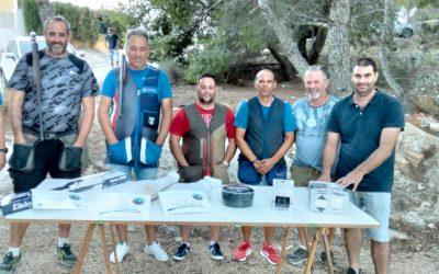 Éxito de participación en las jornadas de tiro al plato   Convoca un fin de semana de competición