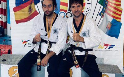 2  Oros   para el Club Neptuno de Taekwondo de l'Alfàs del Pi en el primer Open de la Comunidad Valenciana