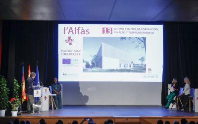 L'Alfàs destina a educación y formación más de 11.000.000 de euros