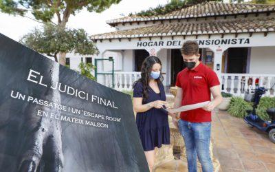 Juventud presenta el escape room de terror 'El Judici Final' para el  23 de octubre